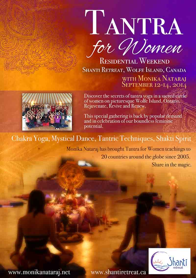 Shanti Retreat Tantra for Women